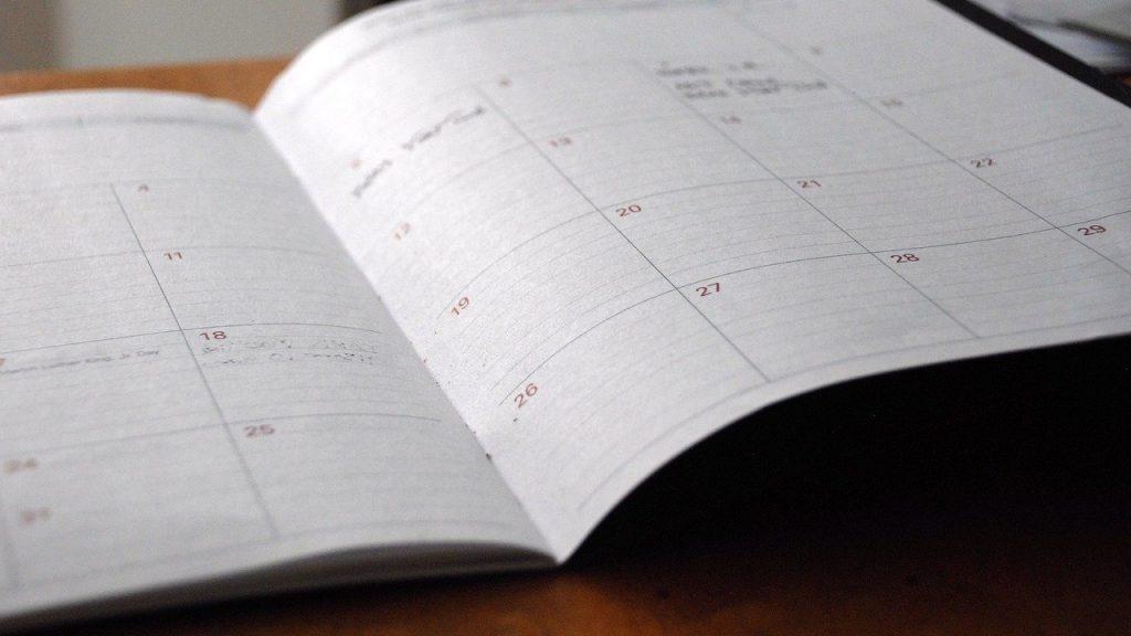 Terminverlegungen April / Mai 2020